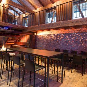 Der Hasenöhrl-Hof als Tagungslocation: Unterschiedliche Konferenzräume in uriger Atmosphäre begeistern die Teilnehmer.