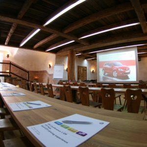 Hasenöhrl-Hof Tagungslocation: In jedem unserer Konferenzräume ist die bayerische Gemütlichkeit zu spüren.