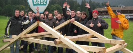 Brückenbau - Denksport für das gesamte Team