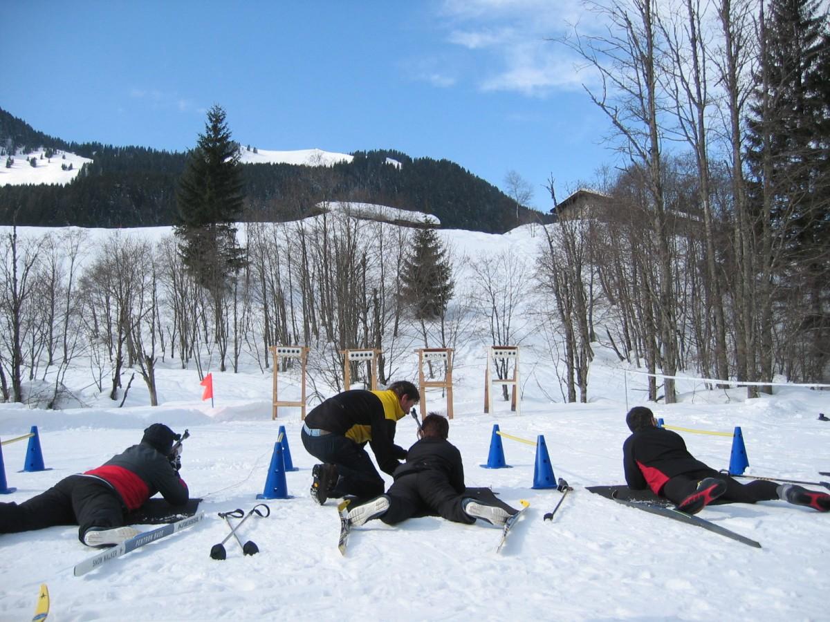 Biathlon - nicht nur ein Winterevent