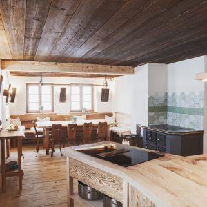 Hasenalm Küche