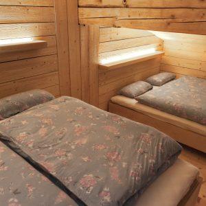 Hasenalm Betten